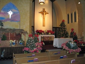 St. Malachi, Christmas 2014