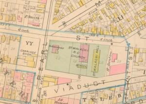 St. Malachi Campus, 1881