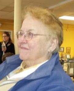 Sr. Martha Owen, OSU