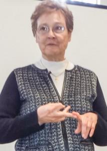 Sr. Rose Elizabeth, OSU