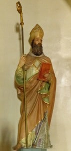 St. Malachy Statue
