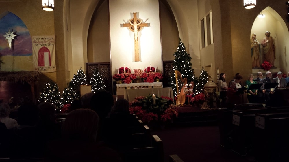 schedule for christmas eve  christmas  new year u0026 39 s eve mass