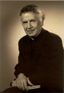 Fr. John Hugo, provided by David Scott
